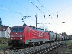 DB AG | 189 079-7 | Wiesbaden-Biebrich | 22.11.2006 | (c) Uli Kutting