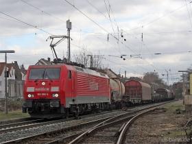 DB AG | 189 080-5 | Wiesbaden-Biebrich | 2.03.2006 | (c) Uli Kutting