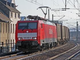 DB AG | 189 089-6 | Oberlahnstein | 9.01.2009 | (c) Uli Kutting