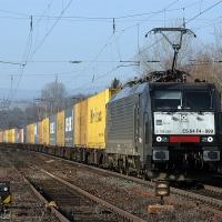 BR 189 / ES64F4 - privat
