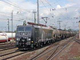 "CTL | ES64F4 011 | E 189 911 | Eigenwerbung ""CTL Logistics"" | Koblenz Hbf | 11.07.2007 | (c) Uli Kutting"