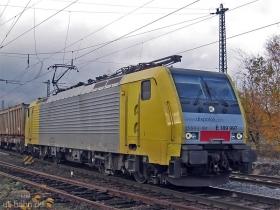 Siemens Dispolok | ES64F4 097 | E 189 991 | Wiesbaden-Biebrich | 22.11.2006 | (c) Uli Kutting