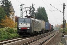 MRCE | ES64F4 286 | aka 189 286 | Leutesdorf | 27.10.2015 | (c) Uli Kutting