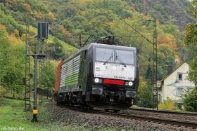 MRCE | ES64F4 287 | aka 189 287 | Rotterdam-Bayern Express | Loreley | 14.10.2015 | (c) Uli Kutting