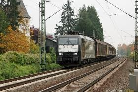 MRCE | ES64F4 290 | aka 189 290 | Captrain | Leutesdorf | 27.10.2015 | (c) Uli Kutting