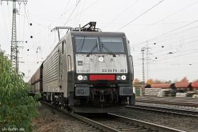 MRCE | ES64F4 451 | aka 189 451 | Koblenz Lützel | 30.10.2015 | (c) Uli Kutting