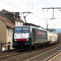BR 189 - SBB cargo