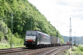 SBB cargo | 189-107 | MRCE ES64F4 107 | Loreley  | 7.05.2015 | (c) Uli Kutting
