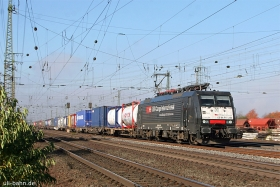 SBB cargo | 189-288 | MRCE ES64F4 288 | Koblenz Lützel  | 2.11.2015 | (c) Uli Kutting