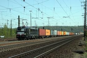 MRCE | X4E 879 | Vectron | Koblenz-Lützel | 24.04.2015 | (c) Uli Kutting