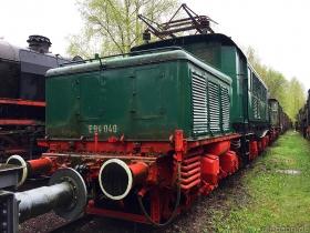 DR | E94 040 | Dampflokmuseum Hermeskeil | 3.05.2015 | (c) Uli Kutting