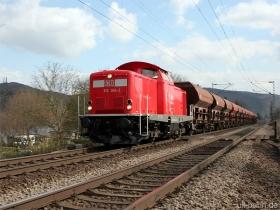 DB | 212 034-3 | Brey (Rhein) | 30.03.2009 | (c) Uli Kutting