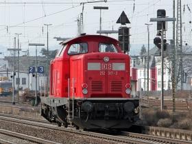DB | 212 317-2 | Neuwied | - | (c) Uli Kutting