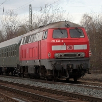 BR 215 - DB AG / DB
