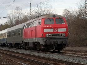 DB | 215 049-8 | Wiesbaden-Biebrich | 2.03.2007 | (c) Uli Kutting