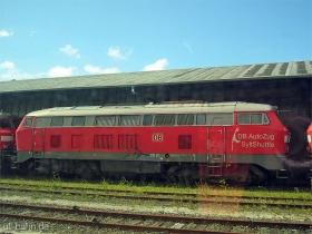 DB | 215 904-4 | Westerland | 31.07.2007 | (c) Uli Kutting