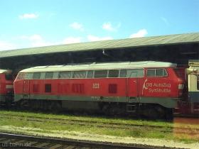 DB | 215 906-9 | Westerland | 31.07.2007 | (c) Uli Kutting