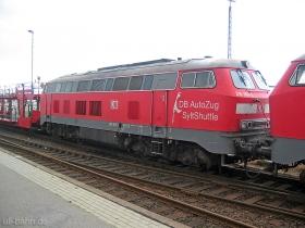 DB | 215 908-5 | Westerland | 31.07.2007 | (c) Uli Kutting