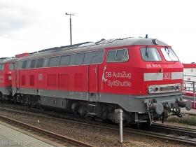 DB | 215 913-5 | Westerland | 31.07.2007 | (c) Uli Kutting