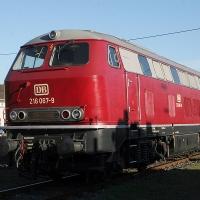BR 216 / V160 - DB AG / DB