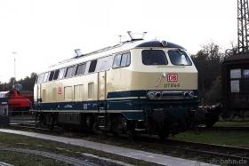 DB | 217 014-0 | DB Museum Koblenz | 17.01.2015 | (c) Uli Kutting