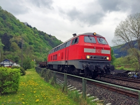 DB | 218 208-7 | Miellen | 25.04.2015 | (c) Uli Kutting