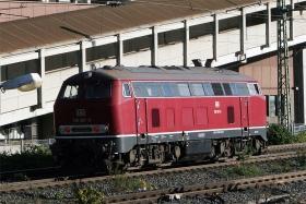 DB | 218 387-9 | Koblenz | 30.09.2012 | (c) Uli Kutting