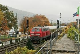 DB | 218 460-4 | TEE Lr 91340 | Oberwesel | 28.10.2015 | (c) Uli Kutting