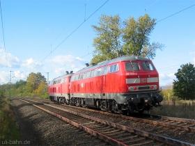DB | 218 833-2 | 218 812-6 | Ingelheim | 9.11.2006 | (c) Uli Kutting