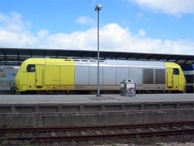Siemens Dispolok | NOB | ER20 011 | Westerland | 31.07.2007 | (c) Uli Kutting