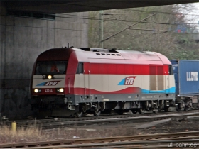 EVB | EVB 420-14 | Hamburg-Harburg | 30.01.2009 | (c) Uli Kutting