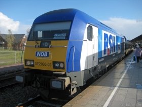 NOB | DE2000 03 | Westerland | 4.10.2009 | (c) Uli Kutting