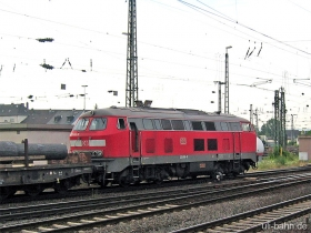 DB | 225 806-9 | Koblenz Hbf | 26.07.2006 | (c) Uli Kutting