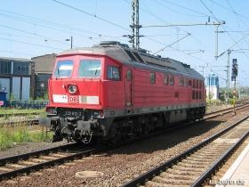 DB | 232 612-2 | Gotha Hbf | 1.07.2006 | (c) Uli Kutting