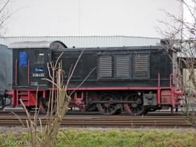 DB | V36 405 | Wiesbaden-Biebrich | InfraServ | 17.01.2008 | (c) Uli Kutting