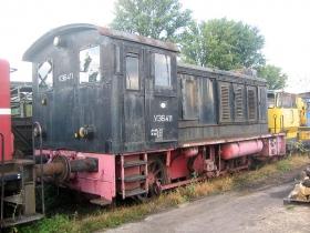 DB | V36 411 | Eisenbahnmuseum Darmstadt-Kranichstein | 17.09.2005 | (c) Uli Kutting