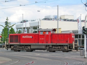 DB | 294 079-9 | Mainz / Hafen | 2.06.2006 | (c) Uli Kutting
