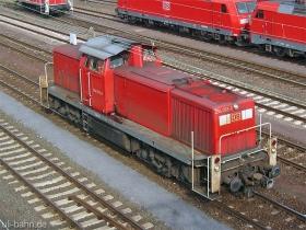 DB | 294 093-0 | Bischofsheim | 10.10.2006 | (c) Uli Kutting