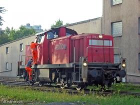 DB | 294 370-2 | Mainz / Hafen | 14.09.2006 | (c) Uli Kutting