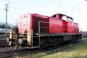 DB | 294 585-5 | DB Museum Koblenz | 17.01.2015 | (c) Uli Kutting