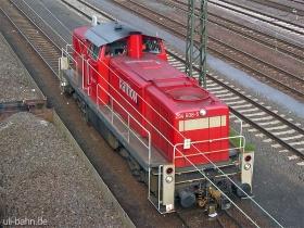 DB | 294 608-5 | Bischofsheim | 10.10.2006 | (c) Uli Kutting