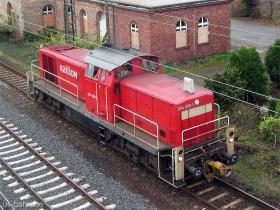 DB | 294 608-5 | Bischofsheim | 6.12.2006 | (c) Uli Kutting