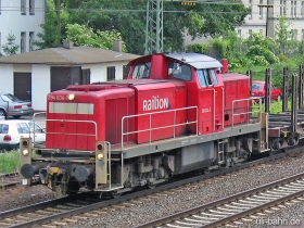 DB | 294 634-1 | Mainz Kastel | 24.05.2006 | (c) Uli Kutting