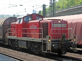 DB | 294 735-6 | Koblenz Hbf | 23.04.2007 | (c) Uli Kutting