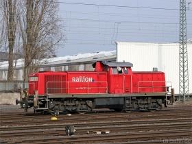 DB | 294 737-2 | Neuwied | 17.03.2010 | (c) Uli Kutting