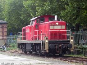 DB | 294 756-2 | Mainz Hafen | 4.10.2006 | (c) Uli Kutting