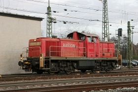 DB | 294 808-1 | Koblenz Lützel | 18.12.2015 | (c) Uli Kutting