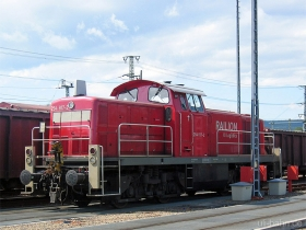 DB | 294 817-2 | Montabaur | 16.08.2007 | (c) Uli Kutting