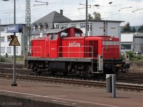 DB | 294 818-0 | Neuwied | 13.07.2007 | (c) Uli Kutting