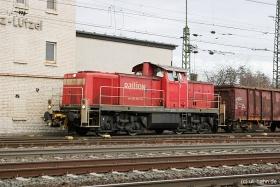 DB | 294 818-0 | Koblenz-Lützel | 18.12.2015 | (c) Uli Kutting